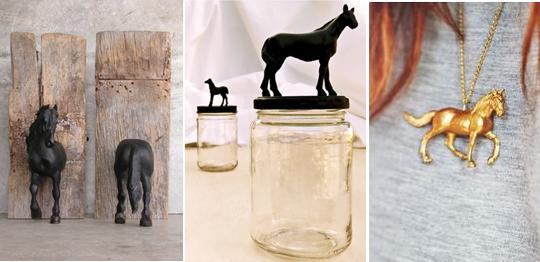 FUNNY: DIY ideeën met je oude speelgoed paarden