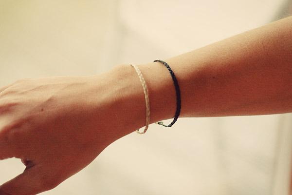 DIY: Armbandje van het haar van jouw paard