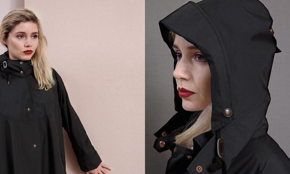 VAN STAL NAAR STAD: Stylish raincoats