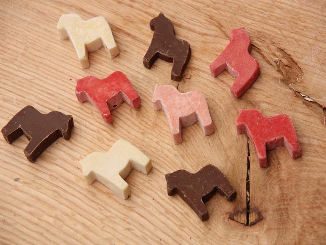 WEEKEND DIY: De lekkerste chocolaatjes voor paardenliefhebbers