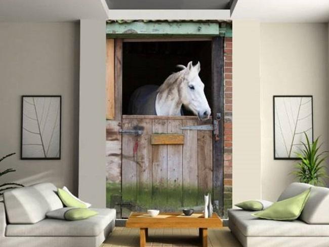MUST SEE: 13x de meest indrukwekkende equestrian muurdecoratie