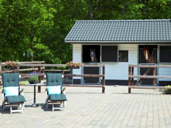 STABLE STYLE: Droomvilla met zwembad en stallen te koop #2