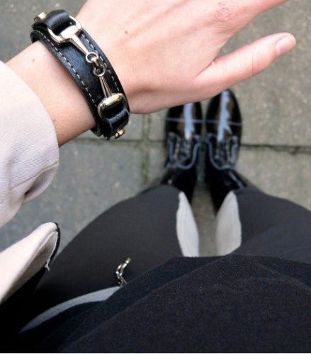 Armband met bit