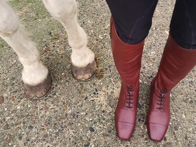 NIEUW IN MIJN KAST: Leren laarzen die je (bijna) niet hoeft in te lopen