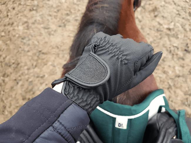 NIEUW IN M'N ZADELKAST: 3-in-1 style handschoenen