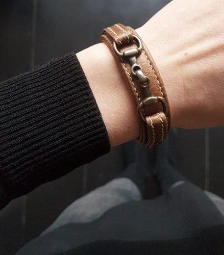 Armband bit klein
