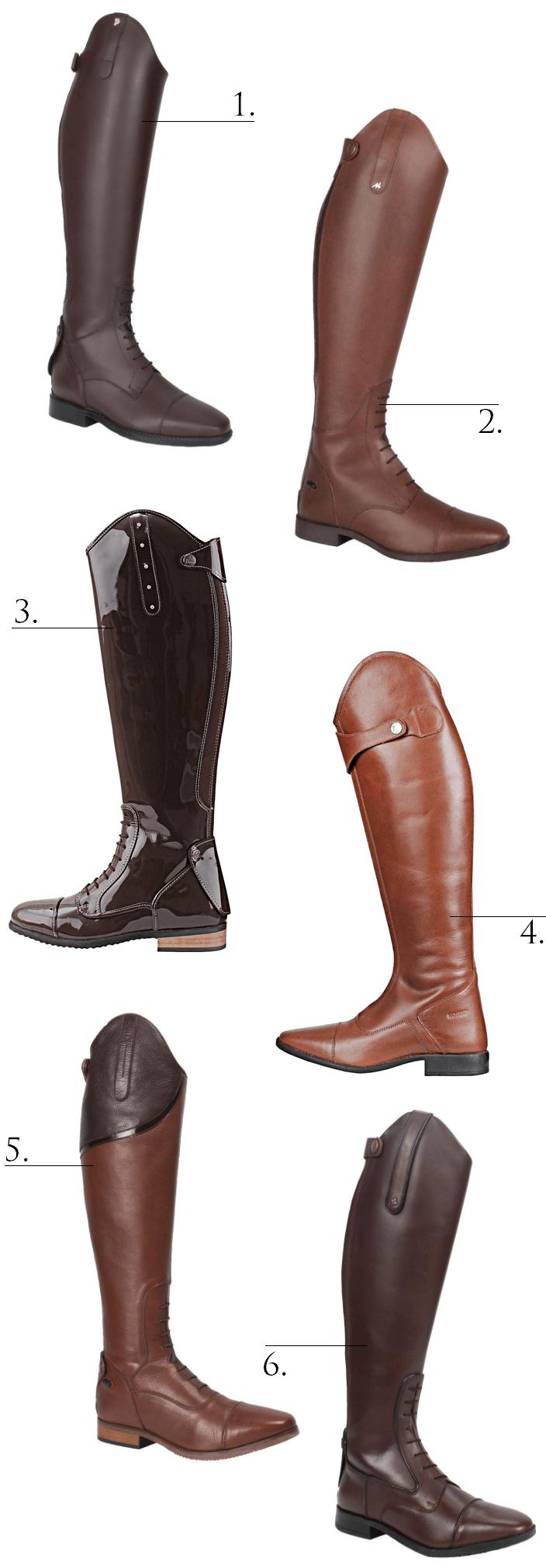 Budget bruine laarzen