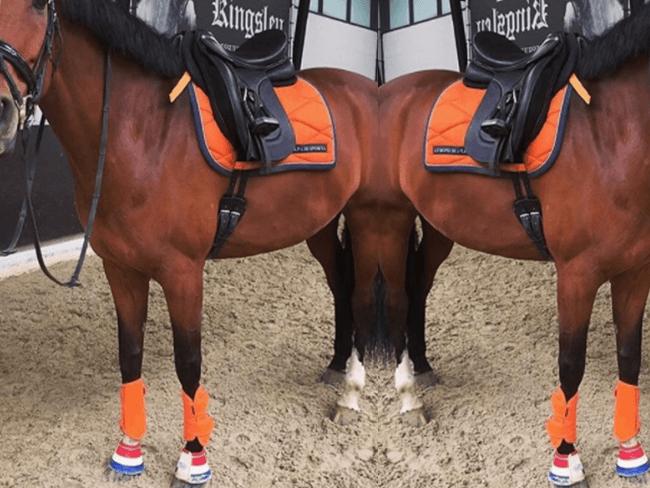 WE LOVE SETJES: Oranje + Rood-wit-blauw