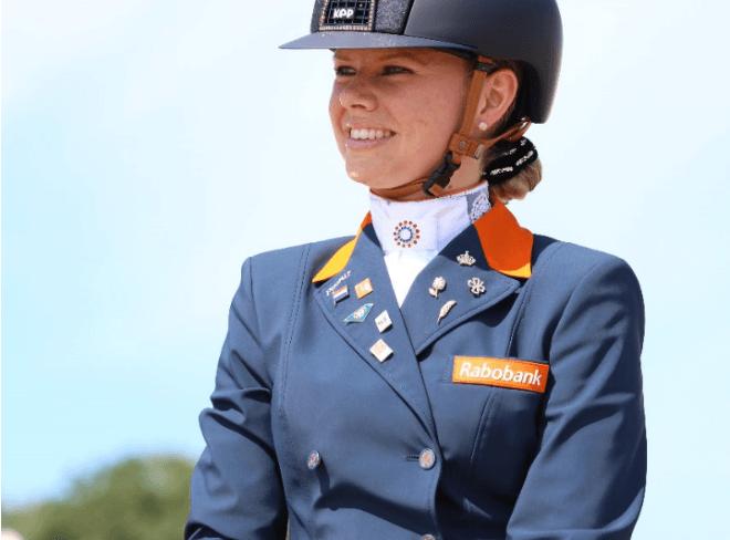 DRESSUUR: De wedstrijdroutine van Maxime van der Vlist