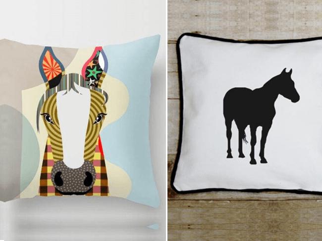 WOON SHOPPEN: 11 equestrian kussens om je bank op te fleuren
