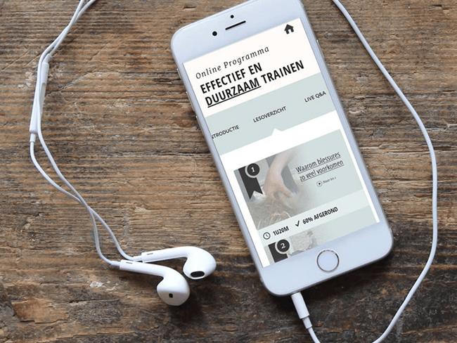 DOEN: De online trainingen van DressagePro