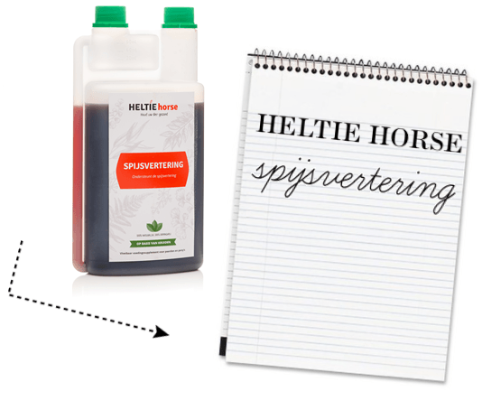 heltie horse supplementen