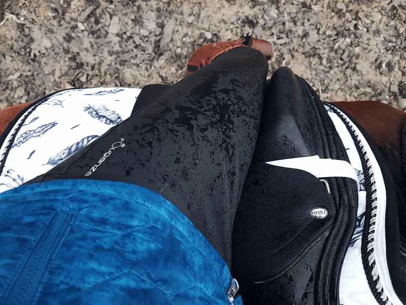 waterdichte rijbroek