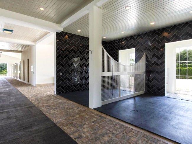 STABLE STYLE: Prachtig stallencomplex met luxueuze wasplaats