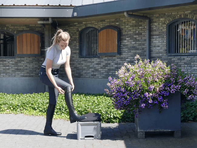 NIEUW IN M'N ZADELKAST: Gloednieuw model rijlaarzen van Ariat (+ win deze rijlaarzen!)