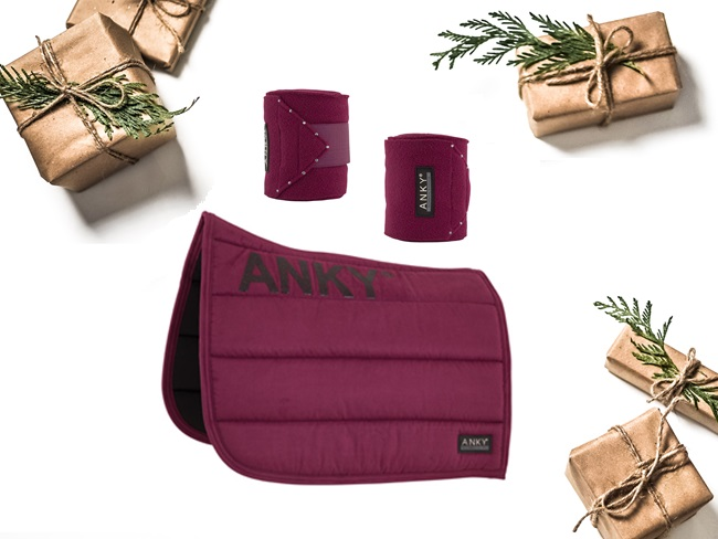 ALL I WANT FOR CHRISTMAS GIVEAWAY #1: Setje 'Hummingbird' van ANKY