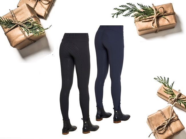 ALL I WANT FOR CHRISTMAS GIVEAWAY #2: High waist rijbroek van Montar