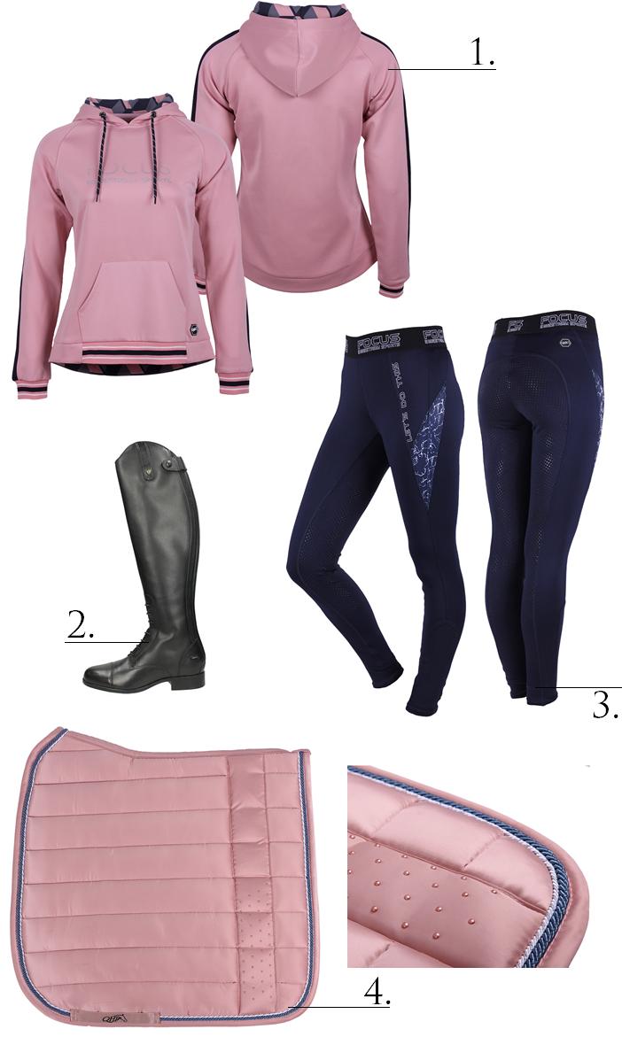 qhp set roze