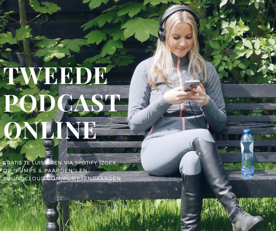 paarden podcast