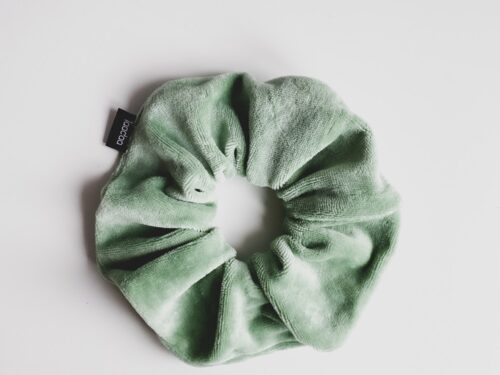 Scrunchie bio mint