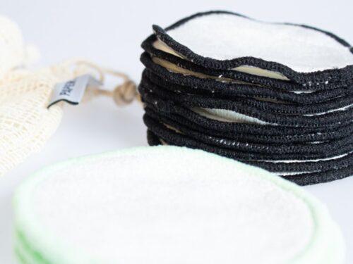 Herbruikbare wattenschijfjes